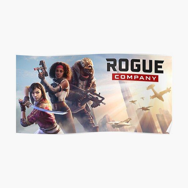 Rogue Company by Hi-Rez Studios Poster