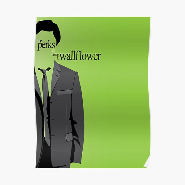 Minimalist The Perks of Being a Wallpaper Poster Poster