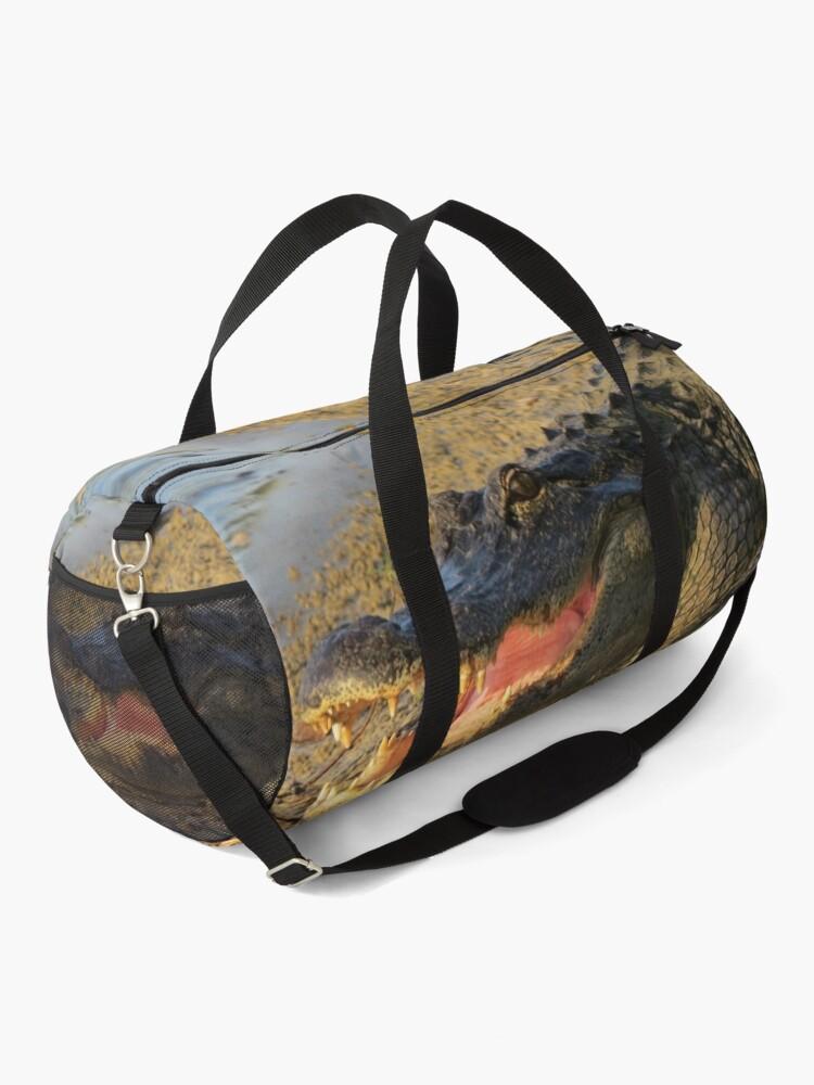 Alternate view of Florida gator Duffle Bag