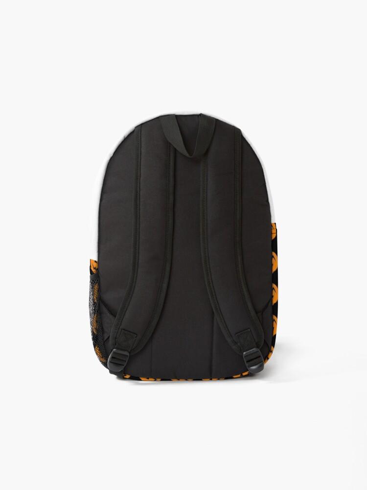 Alternate view of Jack-o'-Lantern Backpack