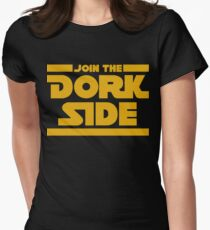 Join The Dork Side Women's Fitted T-Shirt