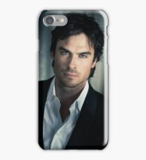 IAN SOMERHALDER DAMON SALVATORE 1 iPhone Case/Skin