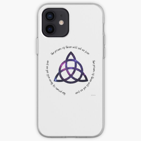 the power of three - charmed iPhone Soft Case