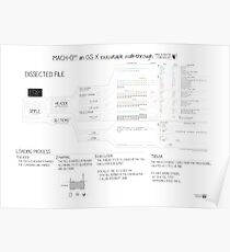 Mach-O 101 an OS X executable walkthrough (32b, old format) Poster