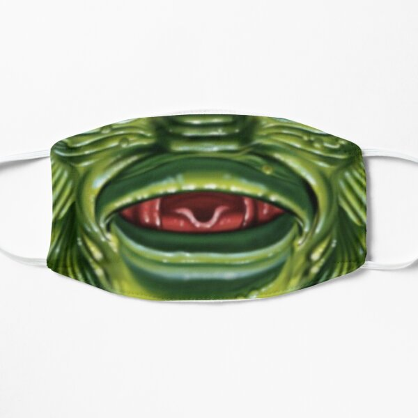 Creature From The Black Lagoon Face Mask Mask