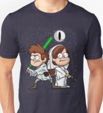Wonder Twins Star Wars T-Shirt