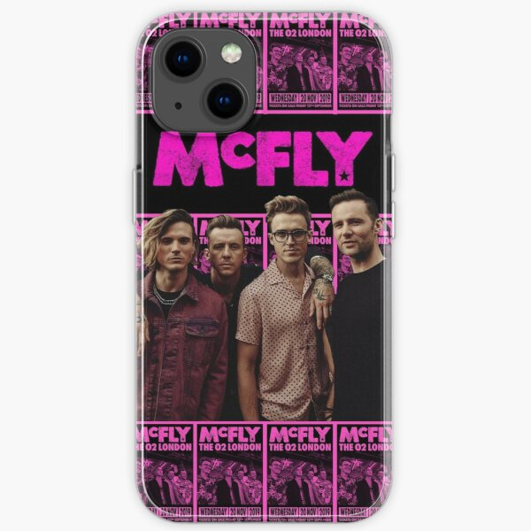 McFly 2019 Concert iPhone Soft Case