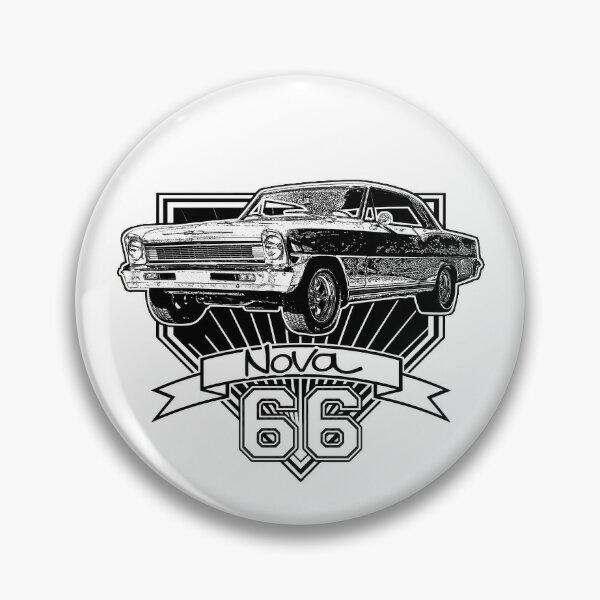 1966 Nova Badge