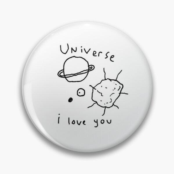 Matthew Gray Gubler Art Sticker Pin