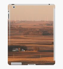 Rural Iowa iPad Case/Skin