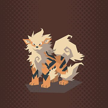 Arcanine by Avertis