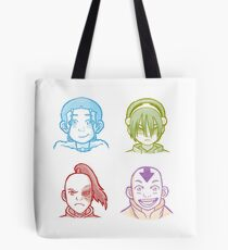 Water, Earth, Fire, Air... Tote Bag