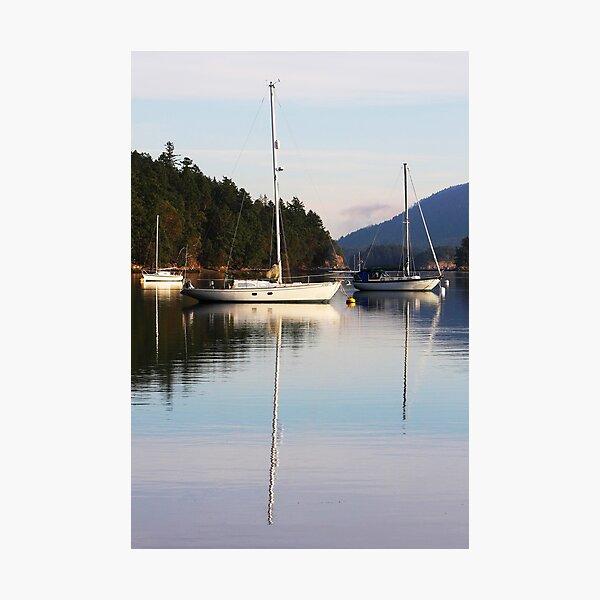 Horton Bay Mayne Island Photographic Print