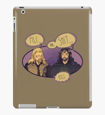 Fili and.... iPad Case/Skin