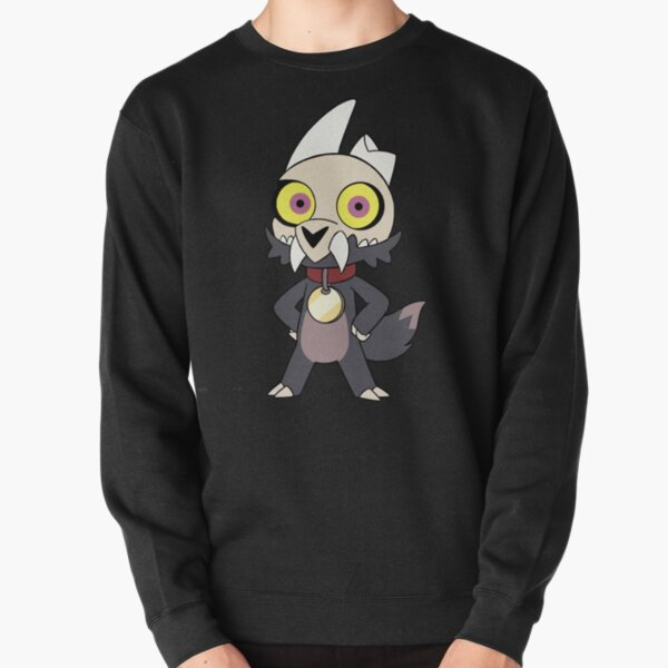 King - The Owl House Pullover Sweatshirt