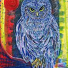 The Great Owl by Laura Barbosa