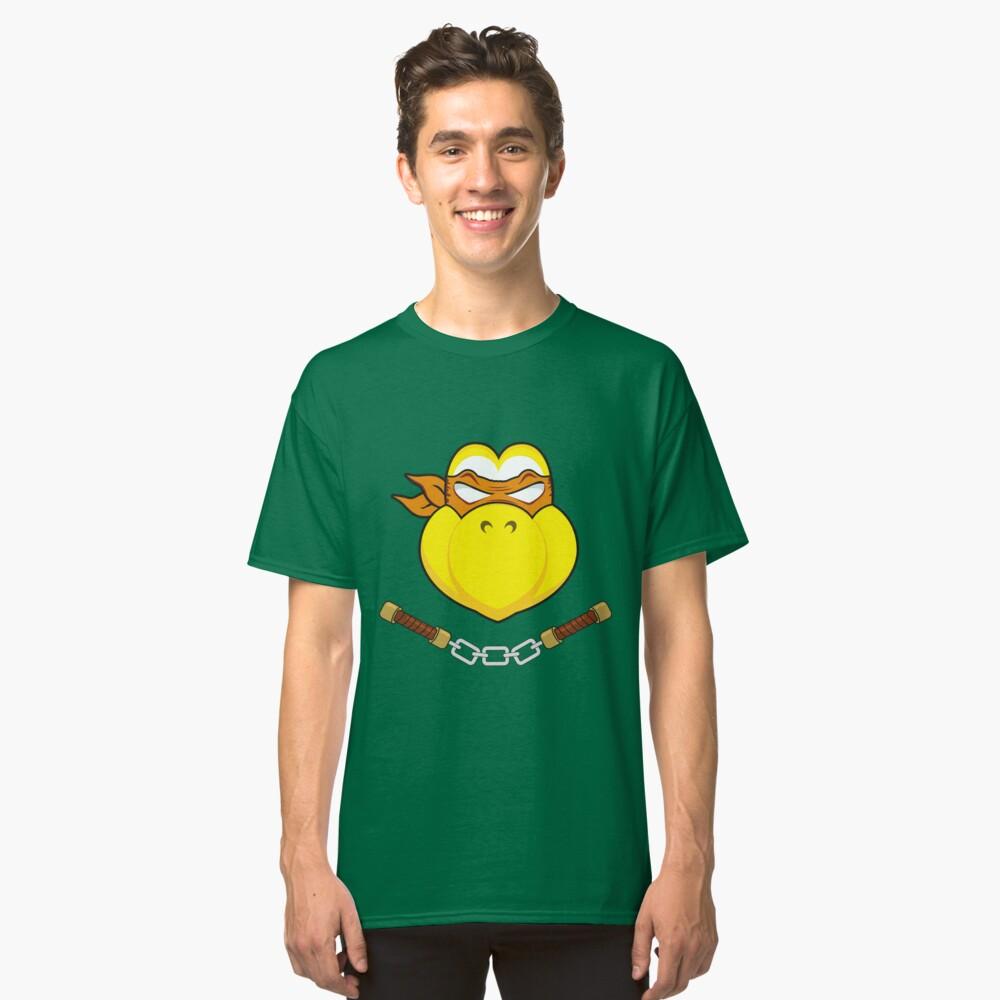 Troopa Power Orange Classic T-Shirt