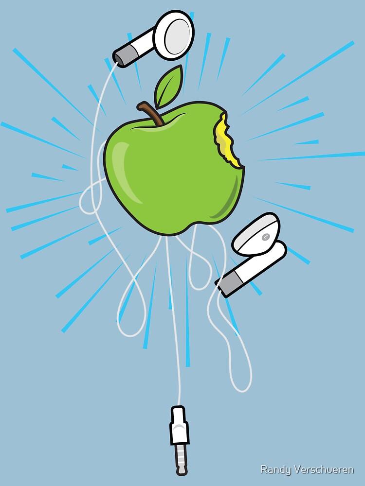 Apple Ear Buddies II by vieke