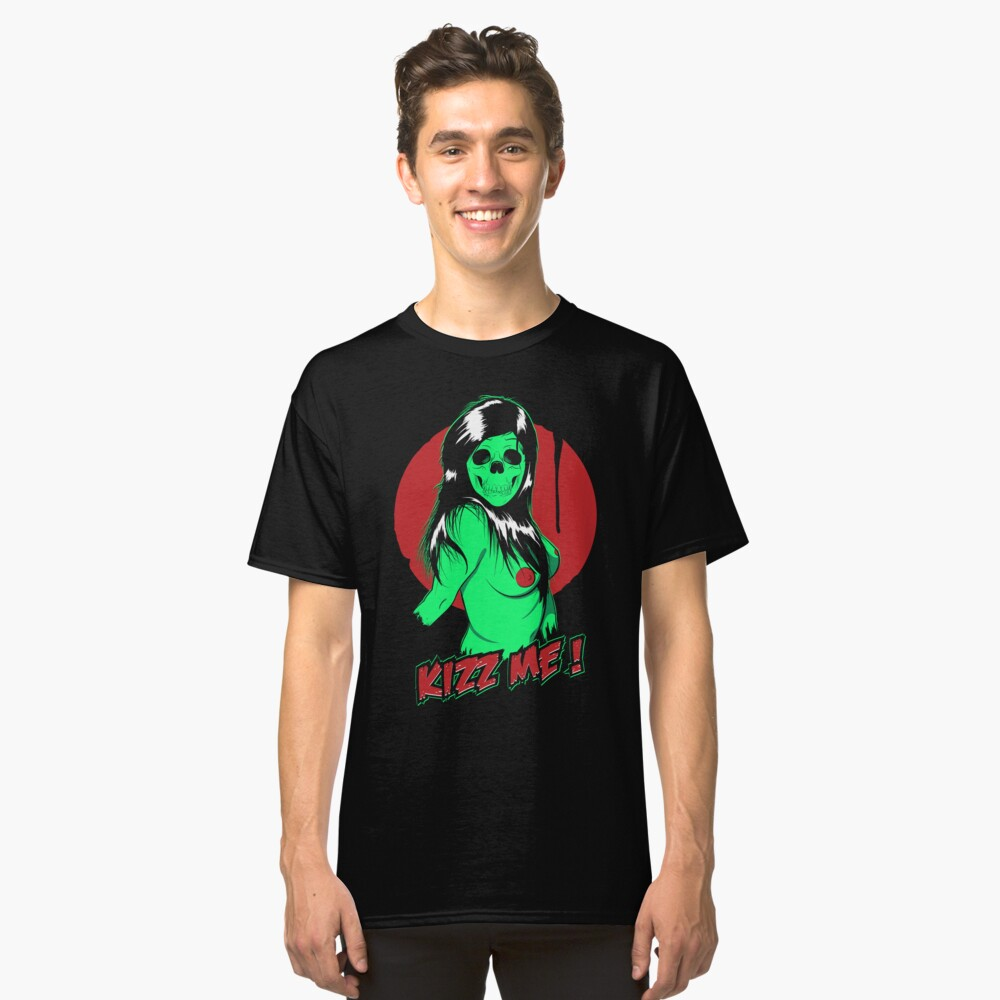 Kizz Me ! Classic T-Shirt