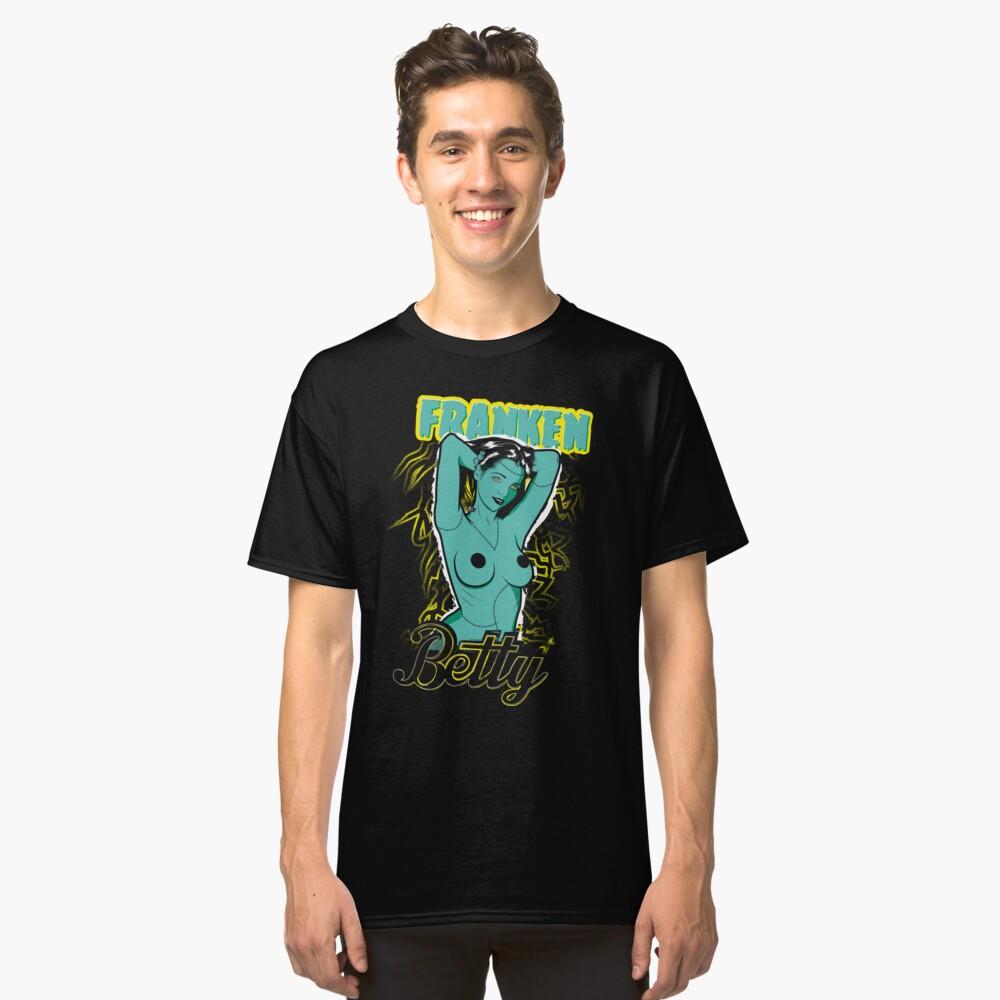 Franken Betty Classic T-Shirt