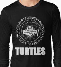 TMNT Ramones Logo Long Sleeve T-Shirt