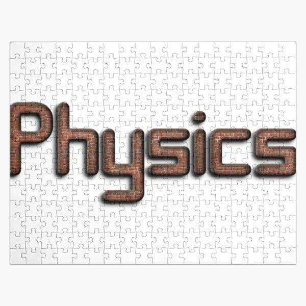#Physics Jigsaw Puzzle