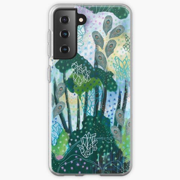 Crystal Cave Samsung Galaxy Soft Case