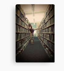 What Libraries are for Canvas Print