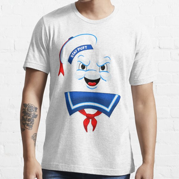 Mr. Marshmallow Destruction (Angry) Essential T-Shirt