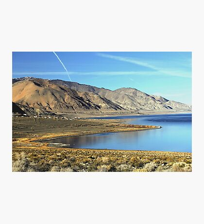 Town of Walker Lake Photographic Print