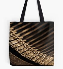 The Bold Type Tote Bag