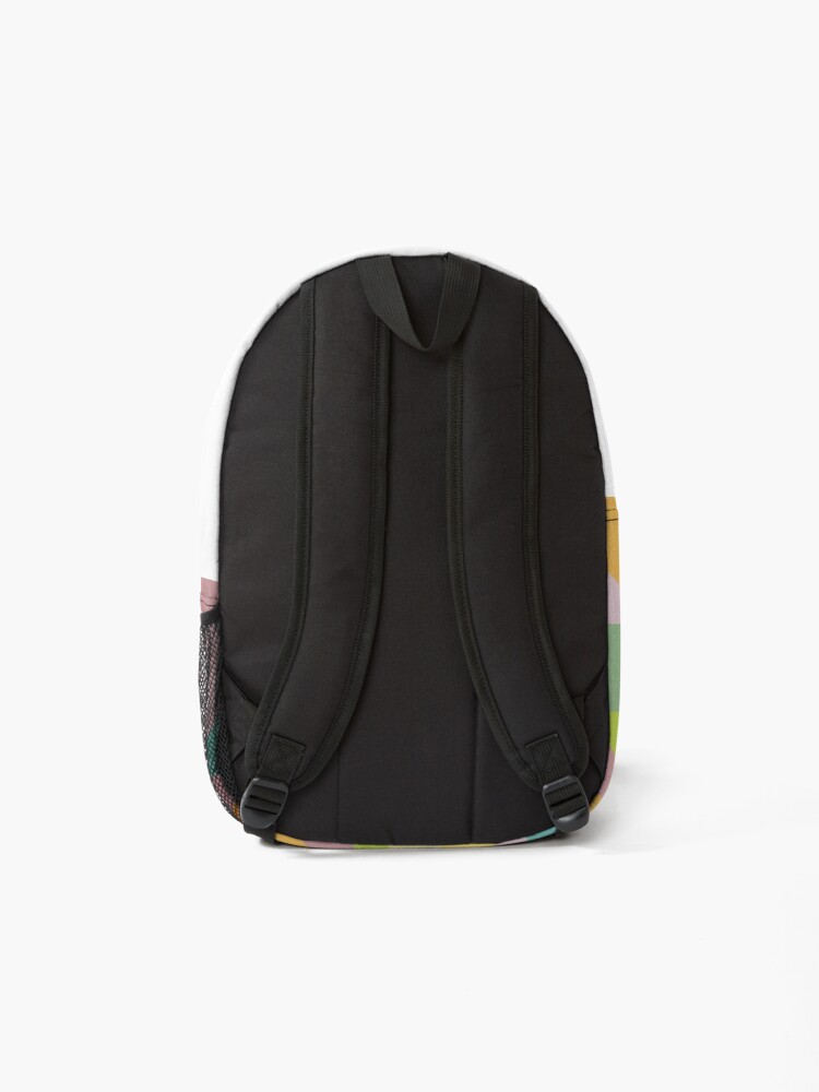 Alternate view of Winter Lights  Backpack