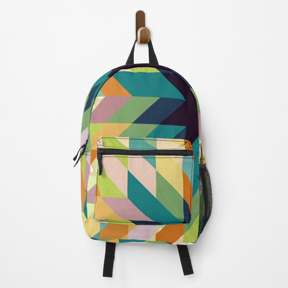 Winter Lights  Backpack