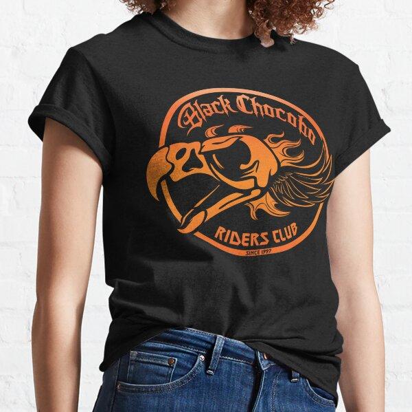 Black Chocobo Riders Club Classic T-Shirt