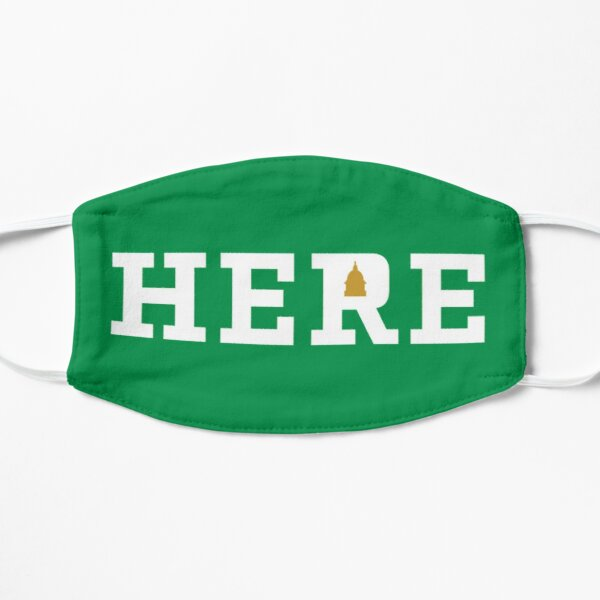 Here Notre Dame Mask