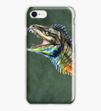 Eoraptor Reconstruction iPhone Case/Skin