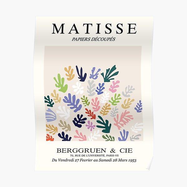 Henri Matisse - The Sheaf - Matisse Prints Poster