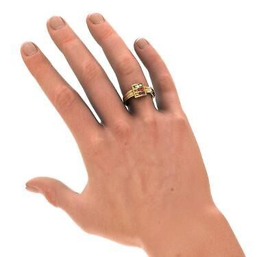"""Navratna Gold Ring Price"""" by markstill001"""