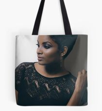 Fashion model Tote Bag