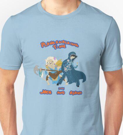 Planeswalking time T-Shirt