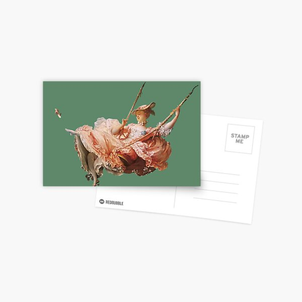 """Jean-Honoré Fragonard Carte postale"