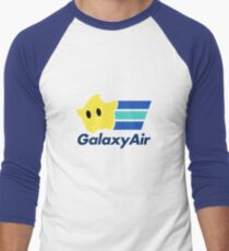 Galaxy Air Men's Baseball ¾ T-Shirt