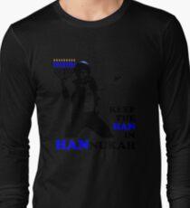 Keep the Han in Hannukah Long Sleeve T-Shirt