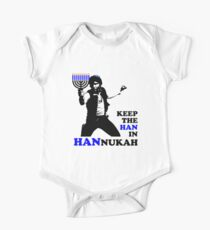 Keep the Han in Hannukah Kids Clothes