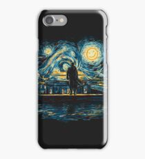 Starry Fall (Sherlock) iPhone Case/Skin