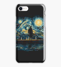 Starry Fall (Sherlock) iPhone Case/Skin