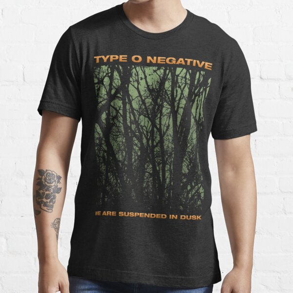 Type O Negative - Suspended in Dusk Essential T-Shirt