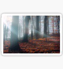 Autumn Mystique Sticker