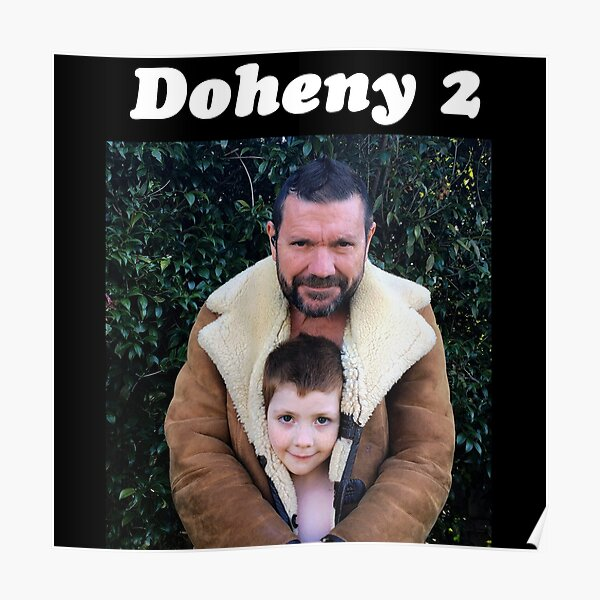 Chris Doheny 2 Poster