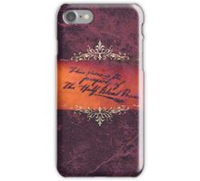 Half-Blood Prince Phone Case iPhone Case/Skin